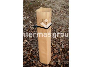 Protezione piante DUAL SHELTER(R) cm.40
