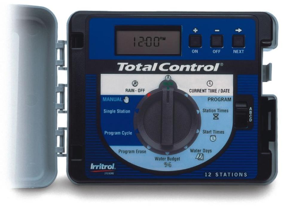 Centralina Total Control(R) alimentazione 220VOLT / uscite 24 VAC
